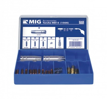 Kit for MIG Torche 150 A (MB15)